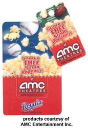 AMC Theaters popcorn promo