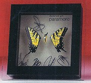 This butterfly shadowbox was a most demanded CD case that resulted in record sales.