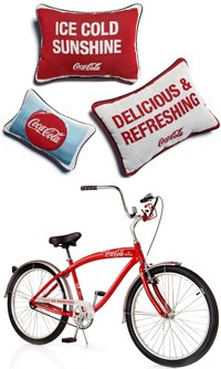 Coke knows the value of branded promotional products