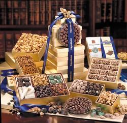 Custom gift baskets take your brand home
