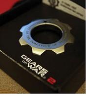 Gears of War cog proves value of guerilla marketing