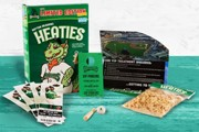 """Heaties"" cereal helped to extend the branding power of the Dayton Dragons mascot, Heater."