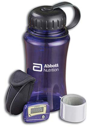 Fitness-inspired promotional products enhance the effectiveness of wellness programs.