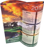 Promotional calendars from aptcoweb come in just about every shape and style you can imagine