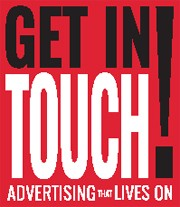 Get in Touch for more effective advertising