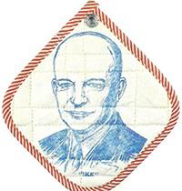 Eisenhower pot holder