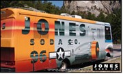 Jones Soda uses promotional products to drive its brand