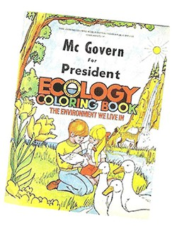 McGovern coloring book
