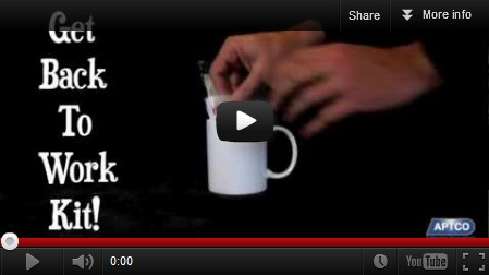 There are more than 100 uses for a promotional mug