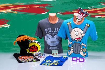 Nickelodeon prizes
