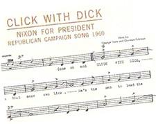 Nixon campaign song