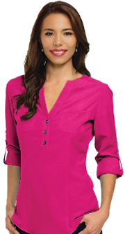 ladies pink shirt