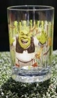 McDonald's recalled Shrek glasses