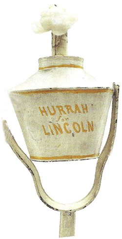 Abraham Lincoln torchlight