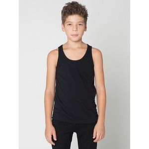 American Apparel Youth Poly-Cotton Tank