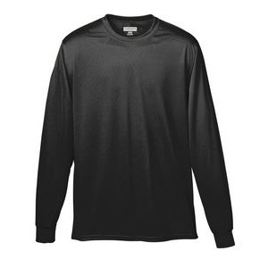 Augusta Youth Wicking Long-Sleeve T-Shirt