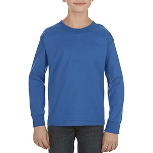 ALSTYLE Youth 6.0 oz., 100% Cotton Long-Sleeve T-Shirt