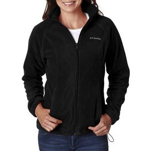 Columbia Ladies' Benton Springs? Full-Zip Fleece