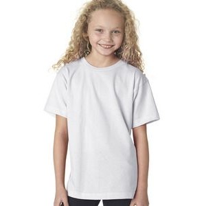 BAYSIDE Youth 6.1 oz., 100 % Cotton T-Shirt