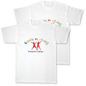 HDI™ Youth White T-Shirt