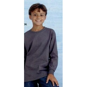 Gildan® Youth 6 Oz. Ultra Cotton Long Sleeve Tee Shirt
