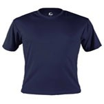 Badger Sport Youth C2 Poly Performance Short Sleeve Tee Shirt