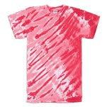 Dyenomite Youth Tiger Stripes Tie Dye T-Shirt