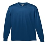 Augusta Sportswear Youth Long Sleeve Wicking T-Shirt