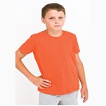 American Apparel Youth Fine Jersey Short Sleeve T-Shirt