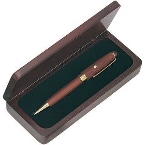 Solid Rosewood Laser Pointer Pen
