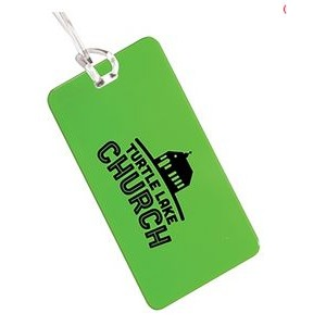 PVC Luggage Tags For Suitcase