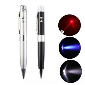 USB 2.0 Pen Drive with Ballpoint Pen