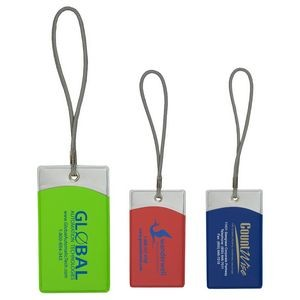 """Vibrant"" Luggage Tag"