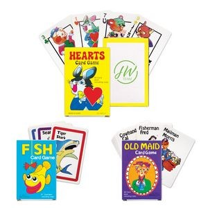 Assorted Playing Card Games