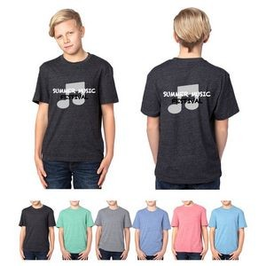 Threadfast Apparel Youth Triblend T-Shirt