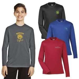 Youth Team 365® Zone Performance Long Sleeve T-Shirt