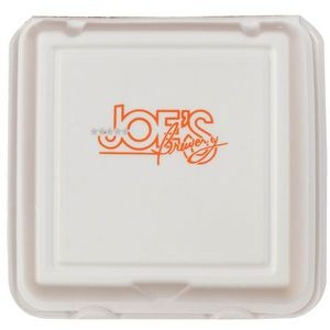 Large Open - Foam Hinged Deli Containers - The 500 Line