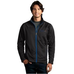 Brushed Back Micro-Fleece Full Zip-Jacket