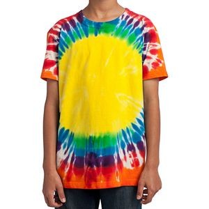 Port & Company® Youth Window Tie-Dye Tee