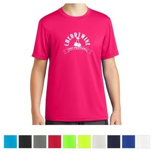 Sport-Tek® Youth PosiCharge® Tough Tee™