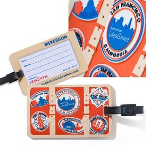Your Custom 2-D Luggage Tag