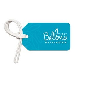 Bag & Luggage Tag - Custom - Full Color