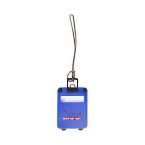 The Toluca Luggage Tag