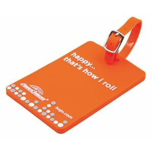Soft PVC 2D Luggage Tag (Super Saver)