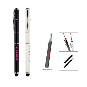 iPad/iPhone Stylus w/Laser Pointer