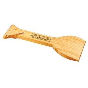 Bamboo Grill Safer Scraper Cleaner