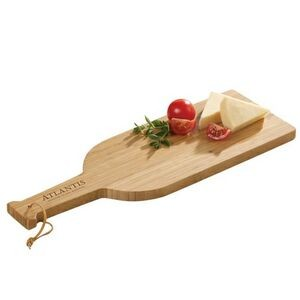 BistroTek™ Wine Bottle Shaped Cutting Board