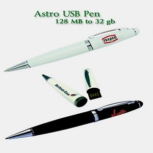 Astro USB Pen Flash Drive - 8 GB Memory